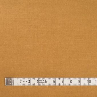 シルク&コットン混×無地(マリーゴールド)×サテン_イタリア製 サムネイル4