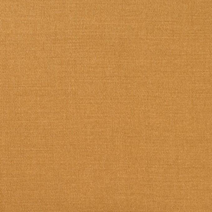 シルク&コットン混×無地(マリーゴールド)×サテン_イタリア製 イメージ1