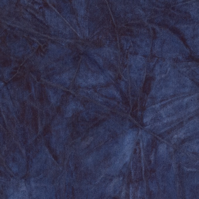 コットン&ポリエステル×グラデーション(ネイビー)×ブロードワッシャー イメージ1