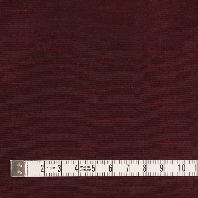 ポリエステル×無地(レッド)×形状記憶シャンブレーシャンタン_全9色 イメージ4