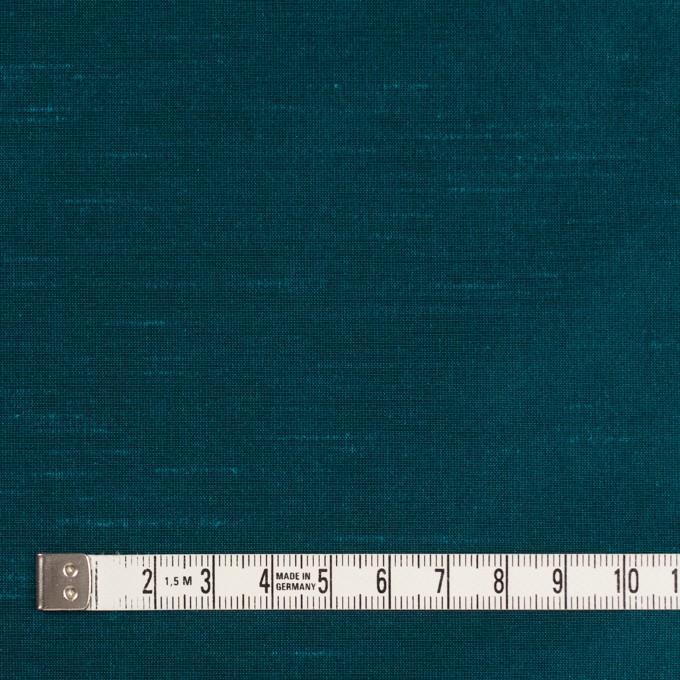 ポリエステル×無地(エメラルド)×形状記憶シャンブレーシャンタン_全9色 イメージ4
