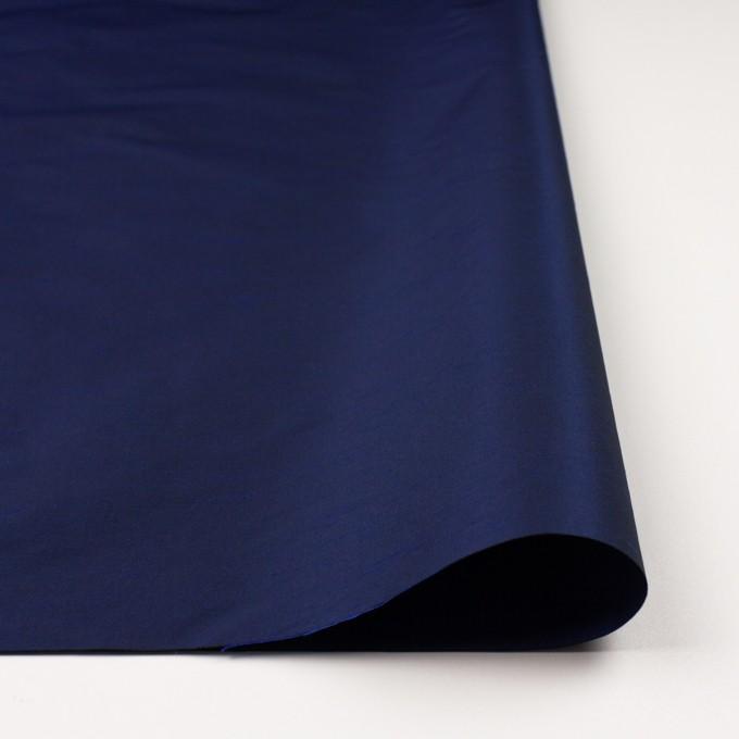 ポリエステル×無地(ロイヤルブルー)×形状記憶シャンブレーシャンタン_全9色 イメージ3