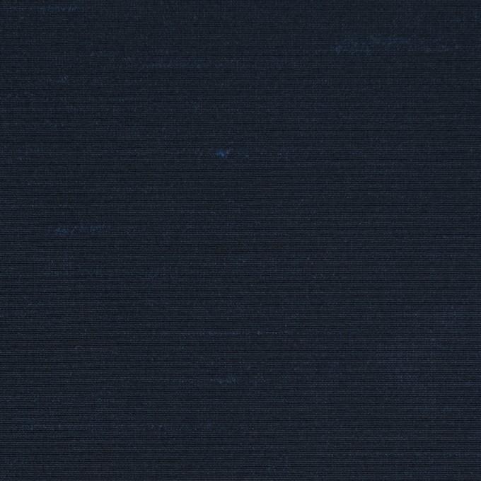ポリエステル×無地(ネイビー)×形状記憶シャンブレーシャンタン_全9色 イメージ1