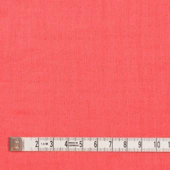 コットン×無地(コーラル)×トリプルガーゼ_全3色 サムネイル4