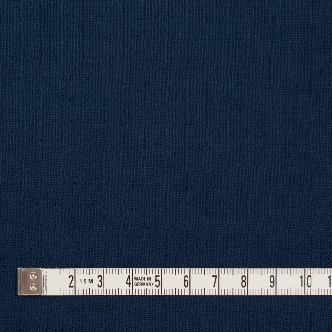 コットン×無地(ネイビー)×トリプルガーゼ_全3色 イメージ4
