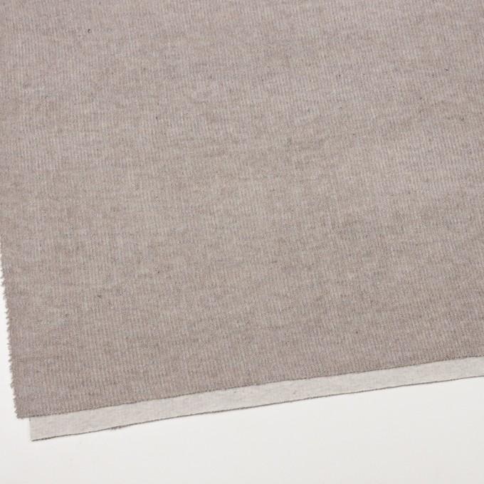 コットン&リネン×無地(ピンクベージュ)×リブ&天竺ニット_全3色 イメージ2