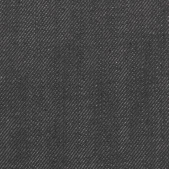 コットン×無地(スチールグレー)×デニム(11.5oz)