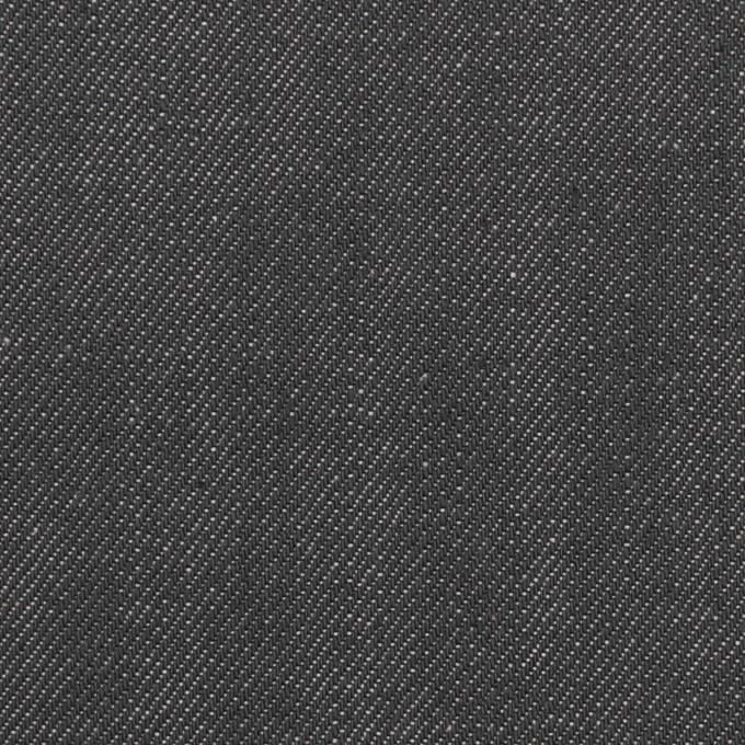 コットン×無地(スチールグレー)×デニム(11.5oz) イメージ1