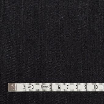 コットン×無地(チャコールブラック)×デニム(12oz) サムネイル4