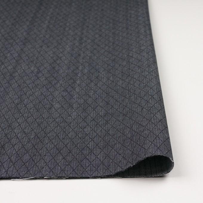 コットン×ダイヤ(インディゴ)×二重織 イメージ3