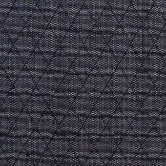 コットン×ダイヤ(インディゴ)×二重織