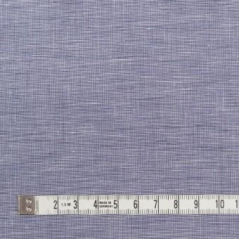 コットン&リネン×無地(アッシュブルー)×ボイル サムネイル4