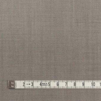 ウール×無地(グレー)×ポプリン_イタリア製 サムネイル4