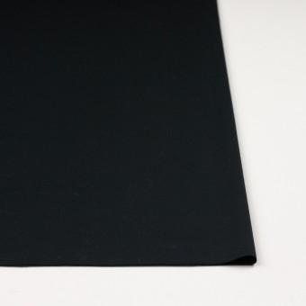 コットン&モダール×無地(ブルーブラック)×スムースニット サムネイル3