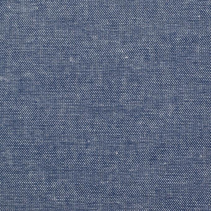 コットン×無地(アッシュブルー)×ダンガリー_全3色 イメージ1
