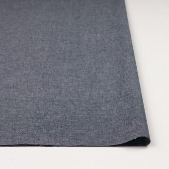 コットン×無地(アッシュネイビー)×ダンガリー_全3色 サムネイル3