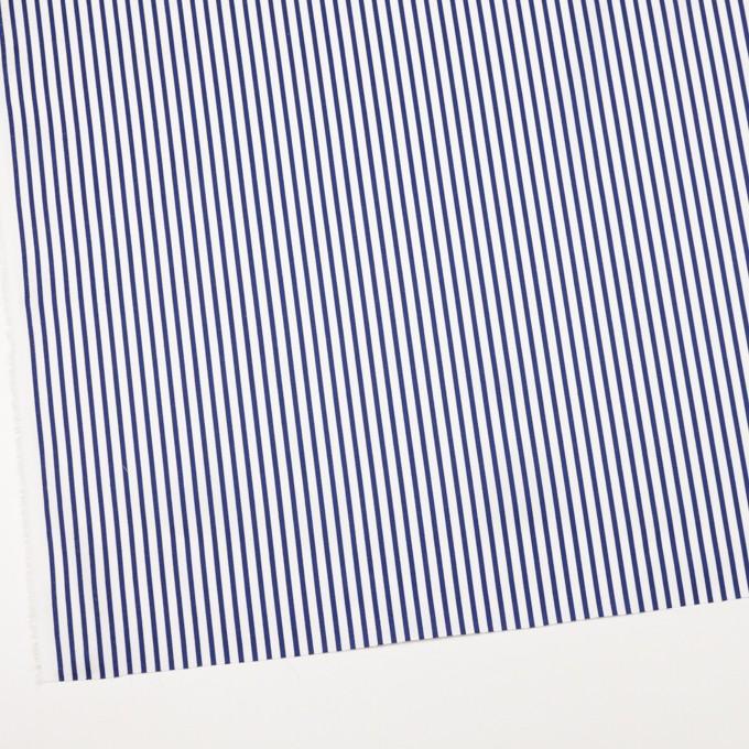コットン×ストライプ(ネイビー)×ブロードジャガード イメージ2