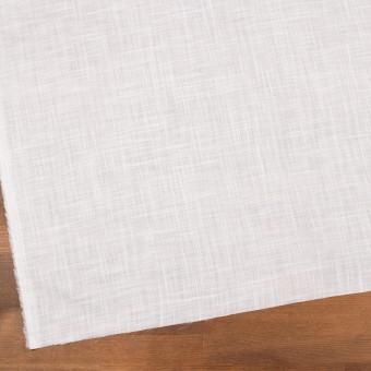 コットン×無地(ホワイト)×ヘリンボーン_全5色 サムネイル2