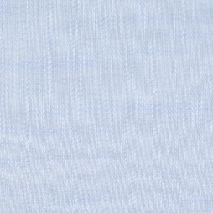 コットン×無地(ペールブルー)×ヘリンボーン_全5色 イメージ1