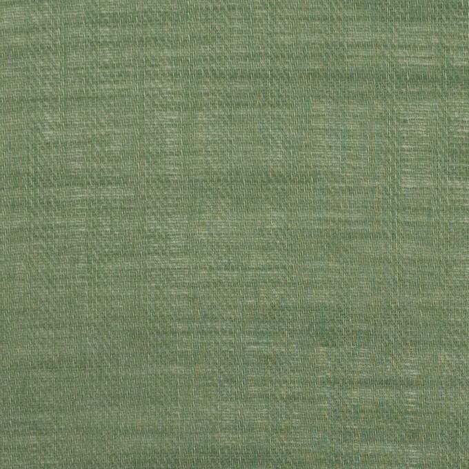 コットン×無地(モスグリーン)×ヘリンボーン_全5色 イメージ1