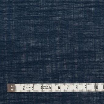 コットン×無地(ダークネイビー)×ヘリンボーン_全5色 サムネイル4