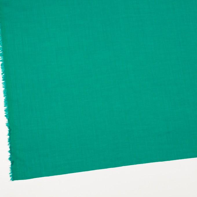 コットン&テンセル×無地(エメラルド)×ボイル_全4色 イメージ2
