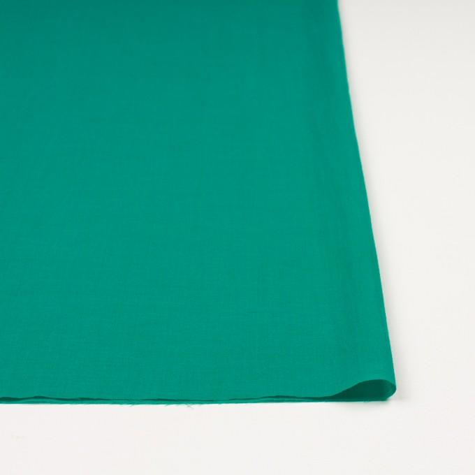 コットン&テンセル×無地(エメラルド)×ボイル_全4色 イメージ3