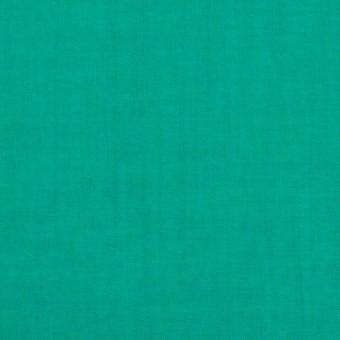 コットン&テンセル×無地(エメラルド)×ボイル_全4色