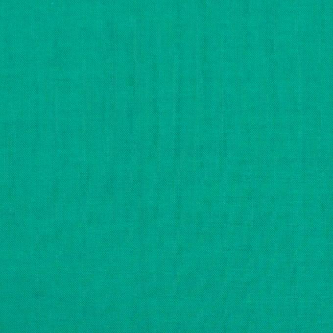 コットン&テンセル×無地(エメラルド)×ボイル_全4色 イメージ1