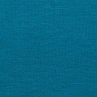 テンセル&コットン×無地(ターコイズブルー)×天竺ニット_全2色
