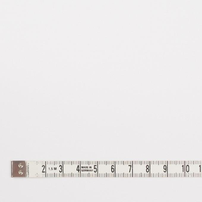 コットン&ポリウレタン混×無地(ホワイト)×サテンストレッチ イメージ4
