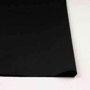 コットン×無地(ブラック)×サテン サムネイル3
