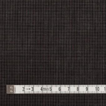 コットン×チェック(ココア)×ボイル_全4色 サムネイル4