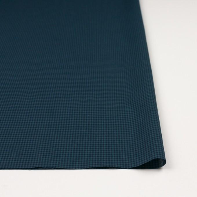 コットン×チェック(ブルーグレー)×ボイル_全4色 イメージ3