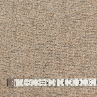 コットン&ポリウレタン×無地(ビスケット)×かわり織 サムネイル4