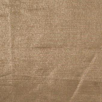 リネン&ポリエステル×無地(セピア)×オーガンジー_イタリア製 サムネイル1