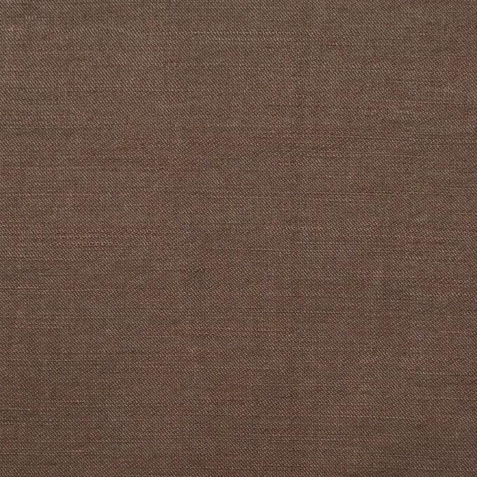 リネン&シルク×無地(ブロンズ)×シャンブレーシャンタン イメージ1