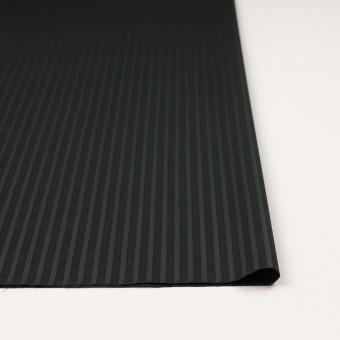 コットン×ストライプ(モスグリーン&ブラック)×ブロードジャガード_全2色 サムネイル3