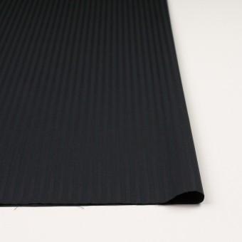 コットン×ストライプ(チャコール&ブラック)×ブロードジャガード_全2色 サムネイル3