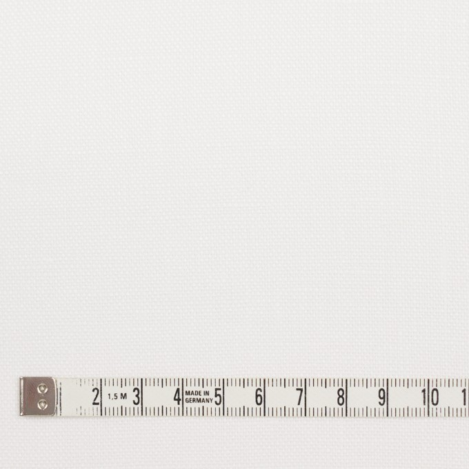 リネン×無地(オフホワイト)×オックスフォード_全4色 イメージ4