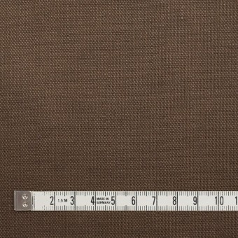 リネン×無地(モカブラウン)×オックスフォード_全4色 サムネイル4