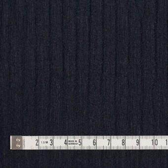 シルク×無地(ダークネイビー)×Wジョーゼット_全2色 サムネイル4