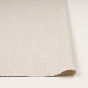 コットン×無地(アイボリー)×かわり織_全2色 サムネイル3