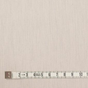 コットン×無地(アイボリー)×かわり織_全2色 サムネイル4