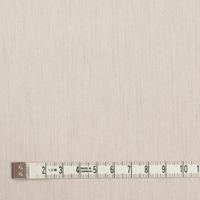 コットン×無地(アイボリー)×かわり織_全2色 イメージ4