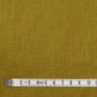 リネン×無地(アンティークゴールド)×かわり織 サムネイル4