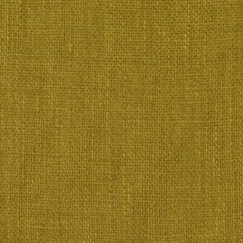 リネン×無地(アンティークゴールド)×かわり織