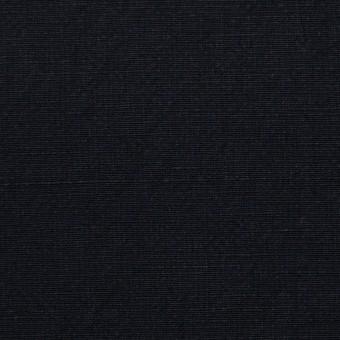 コットン&リネン×無地(ダークネイビー)×キャンバスワッシャー