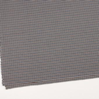 ナイロン&ポリウレタン×チェック(スレートグレー)×ビエラストレッチ サムネイル2