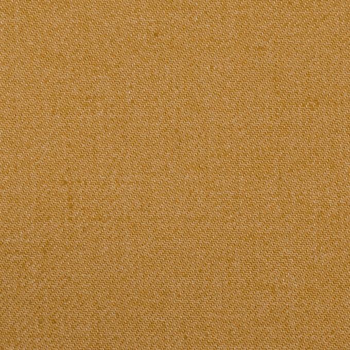 コットン&ポリエステル×無地(パンプキン)×サージ_全6色 イメージ1